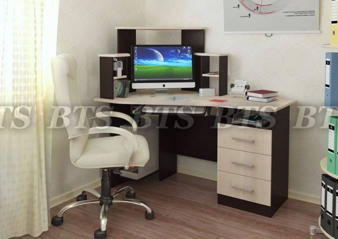 Стол компьютерный Каспер купить в Нефтеюганске по низкой цене